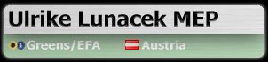 Ulrike Lunacek MEP (Greens/EFA, Austria)
