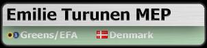 Emilie Turunen MEP (Greens/EFA, Denmark)