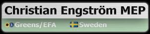 Christian Engström MEP (Greens/EFA, Sweden)