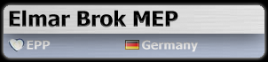Elmar Brok MEP (EPP, Germany)