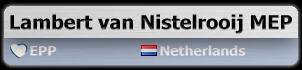Lambert van Nistelrooij MEP (EPP, Netherlands)