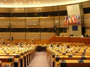 European Parliament: The Hemicycle